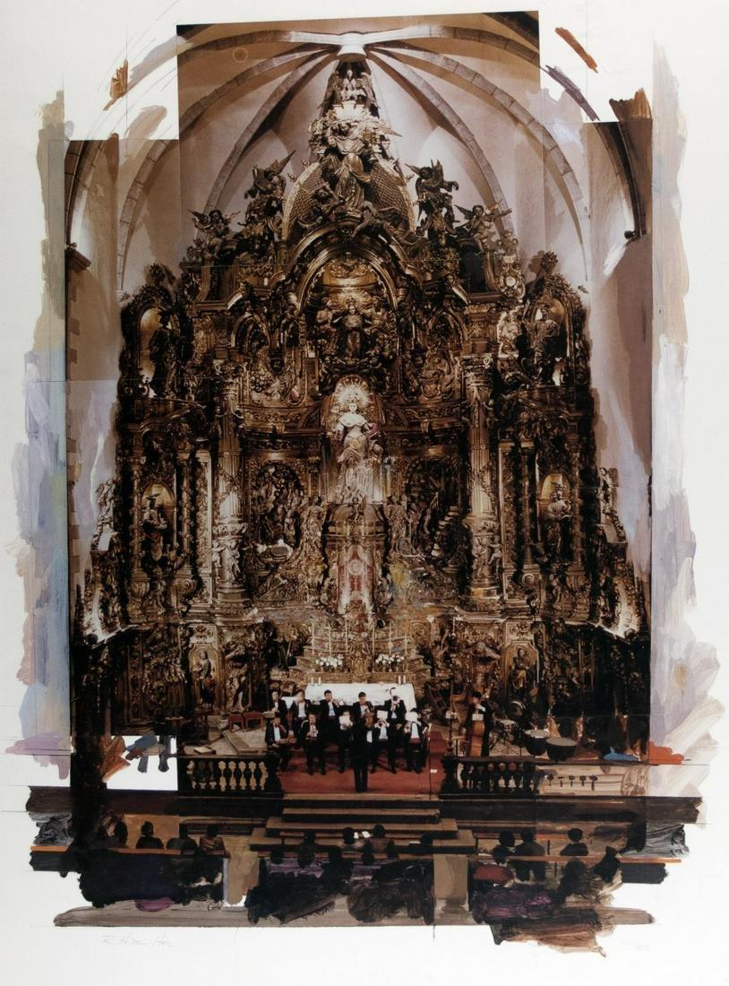 Hamilton, Richard: Altar Piece