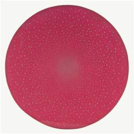 Gonschoir, Kuno: Vibration Pink-Grau