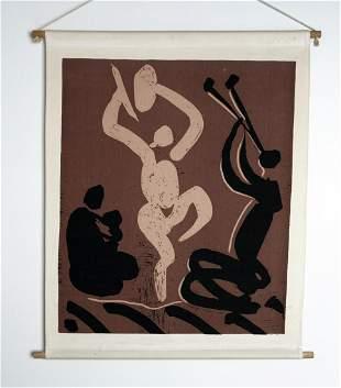 Picasso, Pablo: Mère, Danseur et Musicien