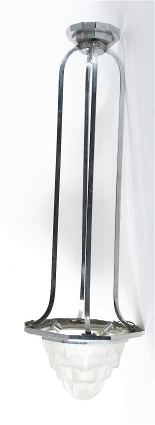 Degué: Art Deco Deckenlampe