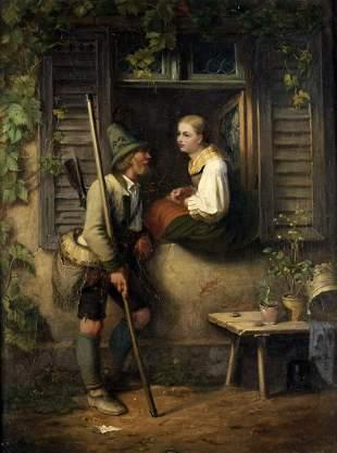 Mende, Carl Adolf: Das Rendez-Vous