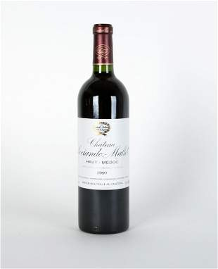 Château Sociando-Mallet: Haut- Medoc 1997, 12 Flaschen