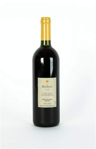 Il Bosco: D`Alessandro 1998, 12 Flaschen in originaler