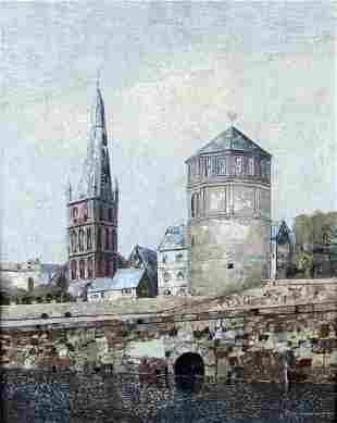 Ackermann, Rudolf Werner: Alt Duesseldorf