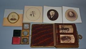 Antique Photographs & Photo Album