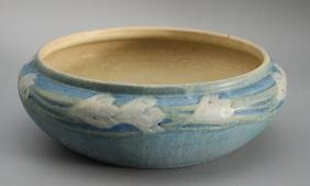 Newcomb College Pottery Bowl