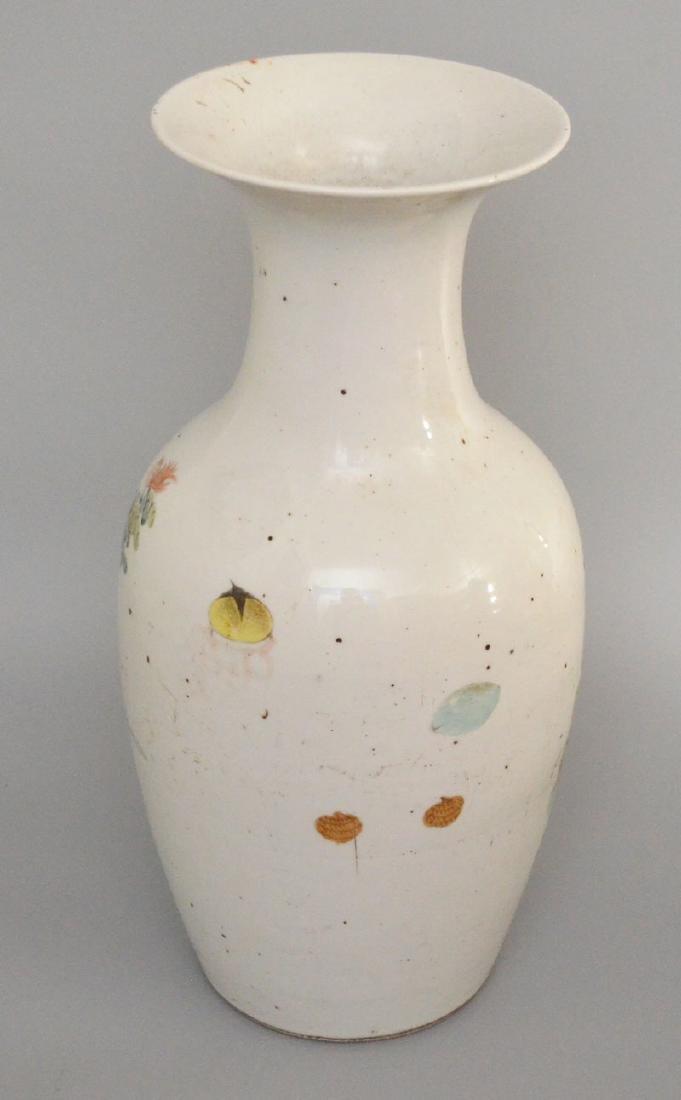 Large Antique Chinese Porcelain Vase - 2