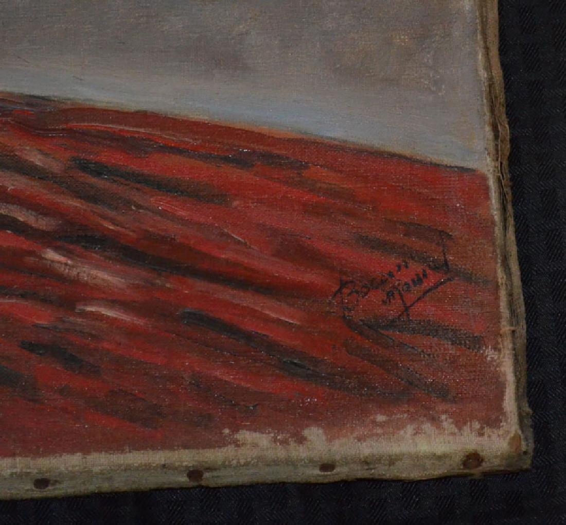 1930 Boccini Manuel Le Modele Nude Painting - 2