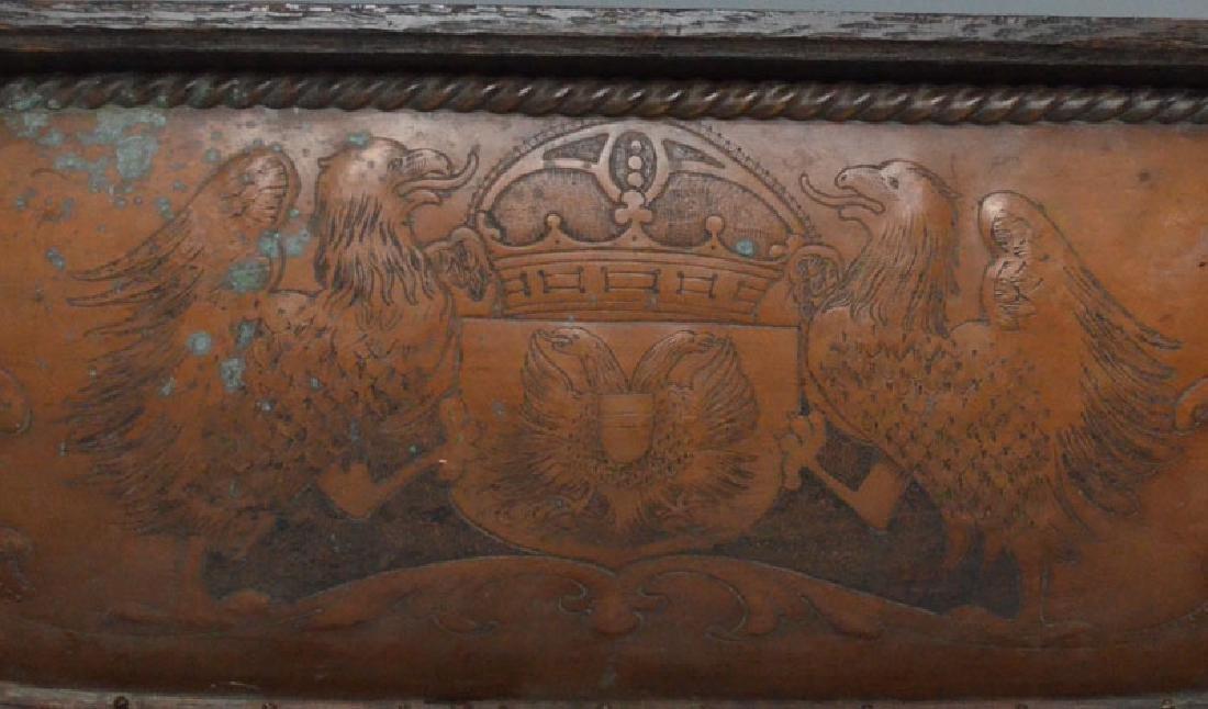 Austro-Hungarian Copper Bath - 2