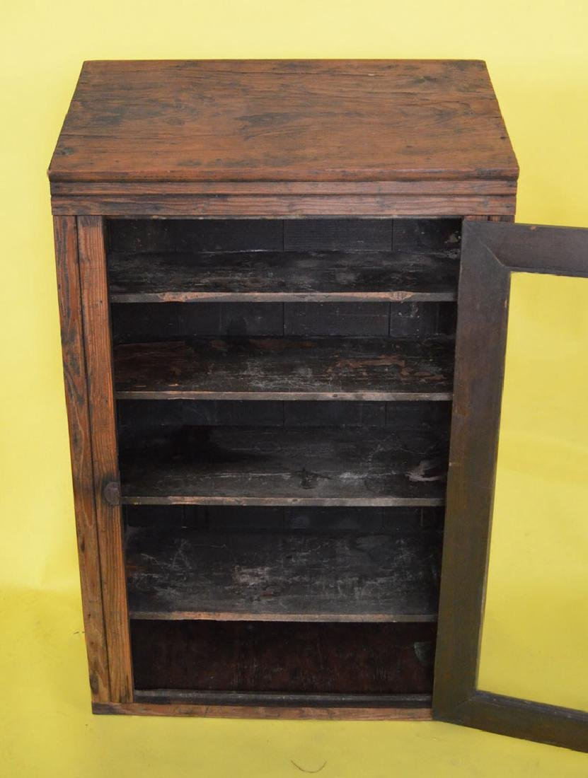 Antique Country Store  Display Cabinet - 2