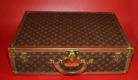 Louis Vuitton Hard Side Luggage or Briefcase