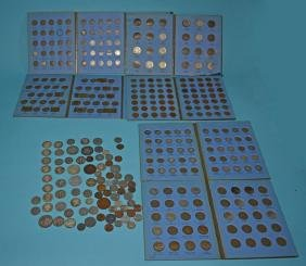Nice Lot Of Fresh American and Continental Coins