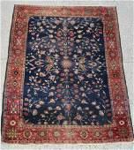 Antique Oriental Area Rug / Carpet