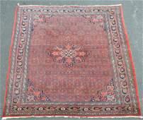 Outstanding Antique Room Size Oriental Rug