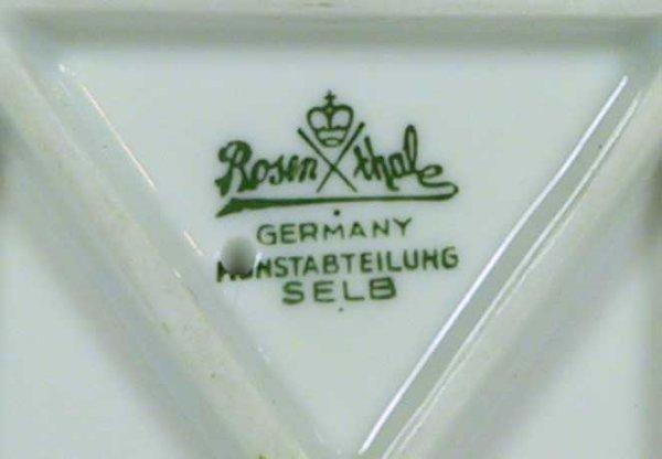 12: Rosenthal Kunstabteilung Selb Nude Art Deco figure - 5