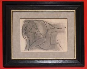 Henri Matisse Numbered Lithograph