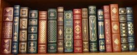 16 Franklin Library Leather-bound Books