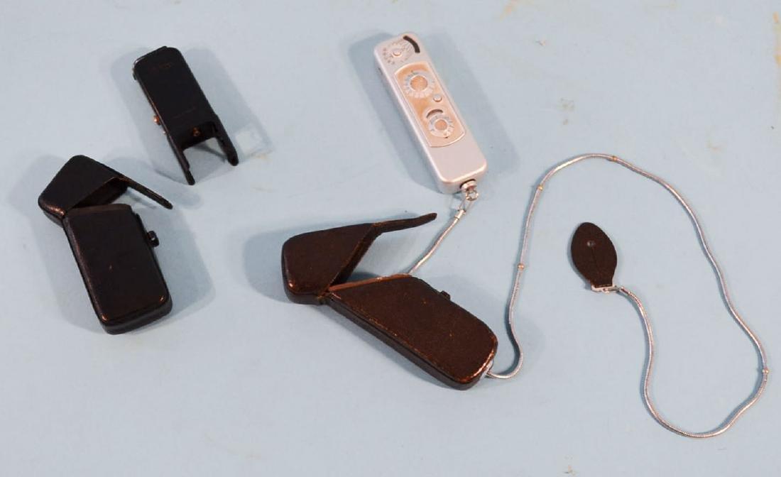 Minox Miniature Spy Camera & Accessories