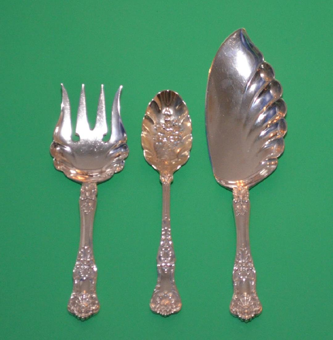 Mauser Sterling Silver Serving Pieces