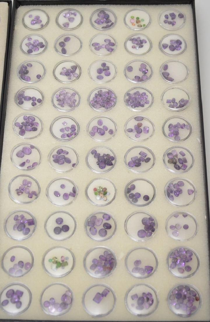 150 gemstones (Amethyst, Citrine, Peridot, Garnet) - 4