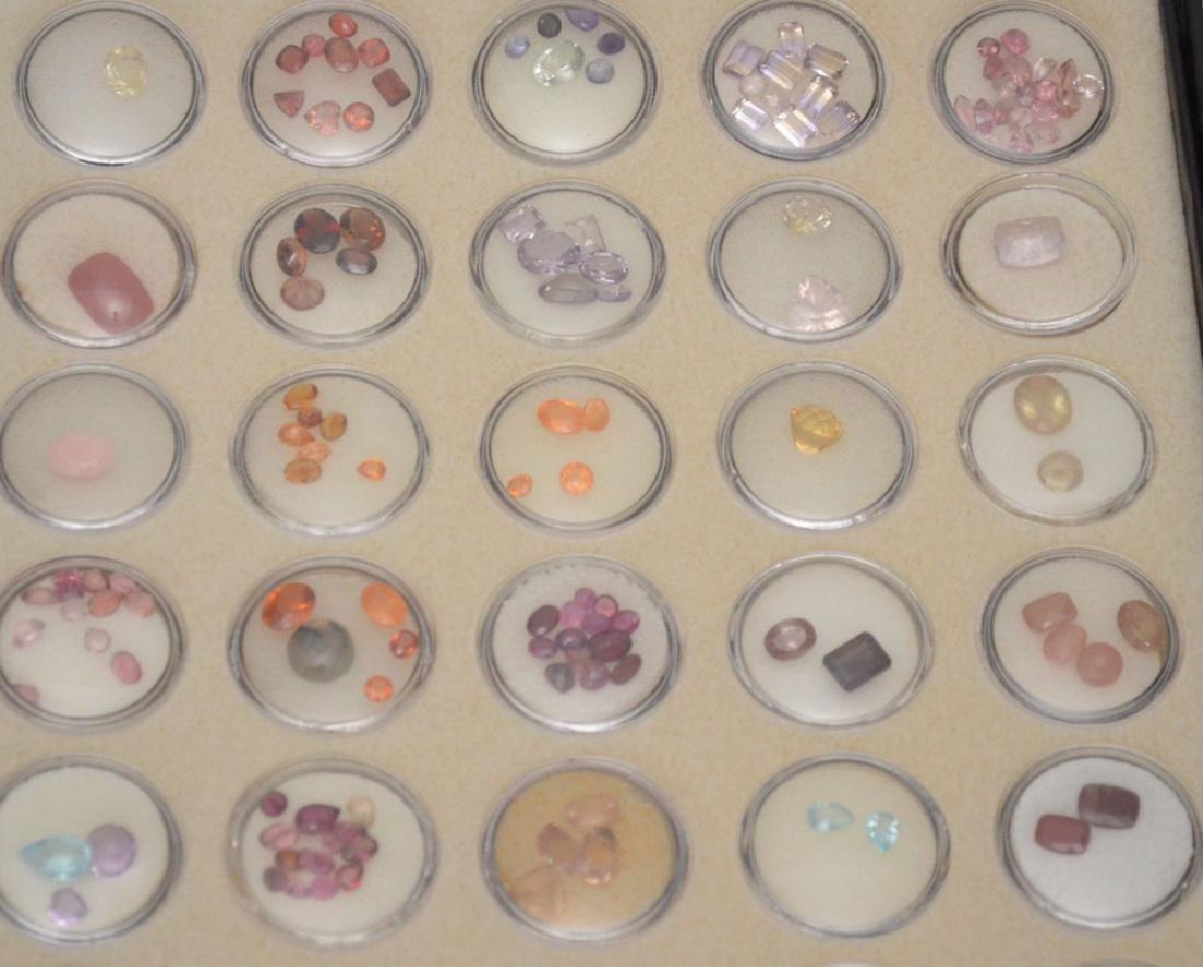 Parcel Lot of Gemstones Opal, Apatite, Hessonite - 6