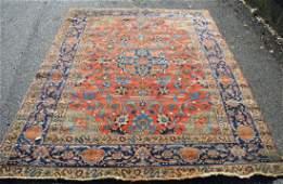 Nice Vintage Room Size Oriental / Rug Carpet