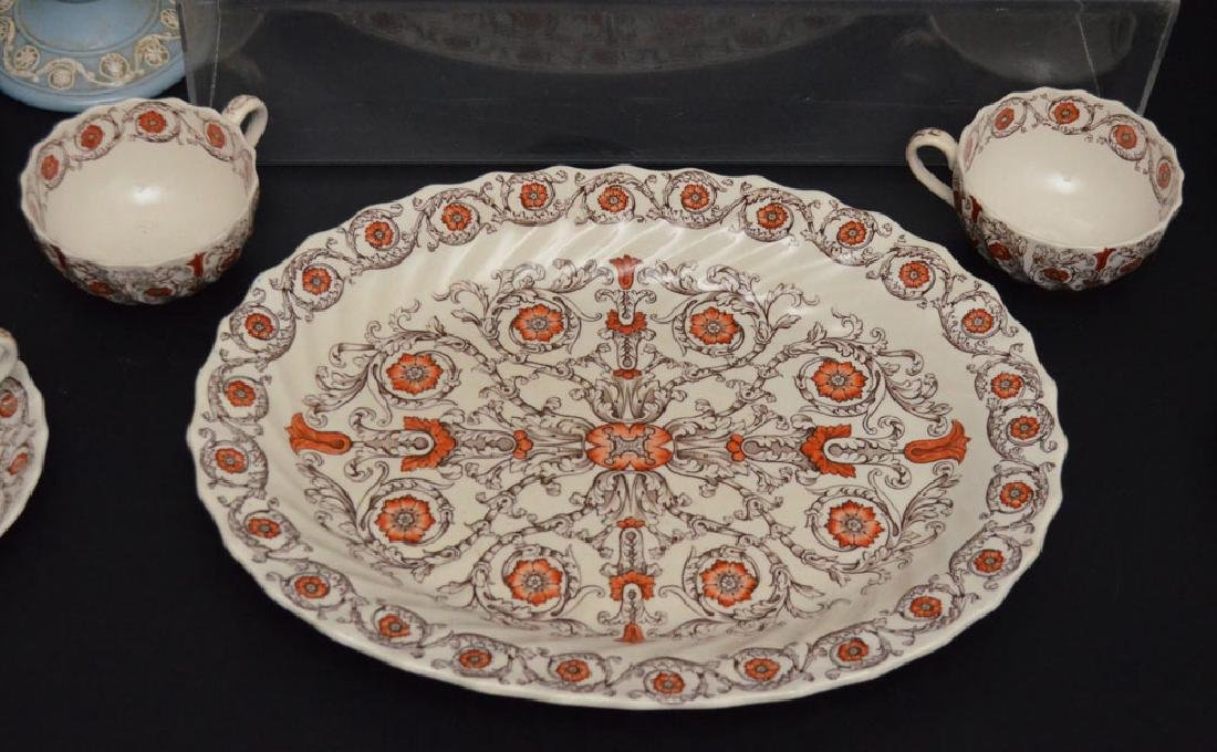 Lot Of Misc Vintage China ( Wedgwood, Spode ) - 3