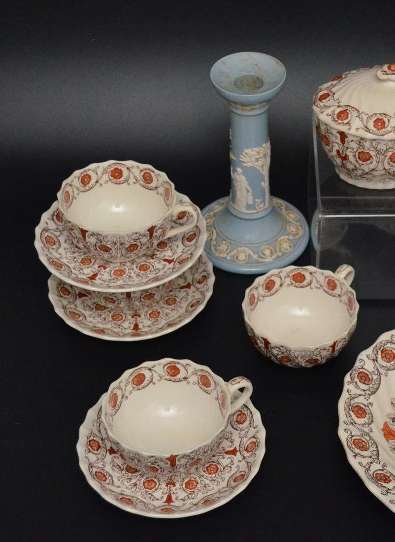 Lot Of Misc Vintage China ( Wedgwood, Spode ) - 4
