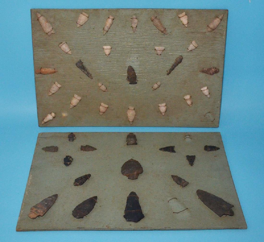 2 Arrowhead Displays Found In New York & Connecticut