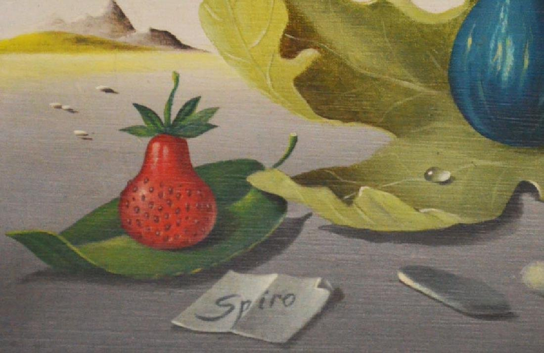 Georges Spiro Les Figues Oil Painting - 2