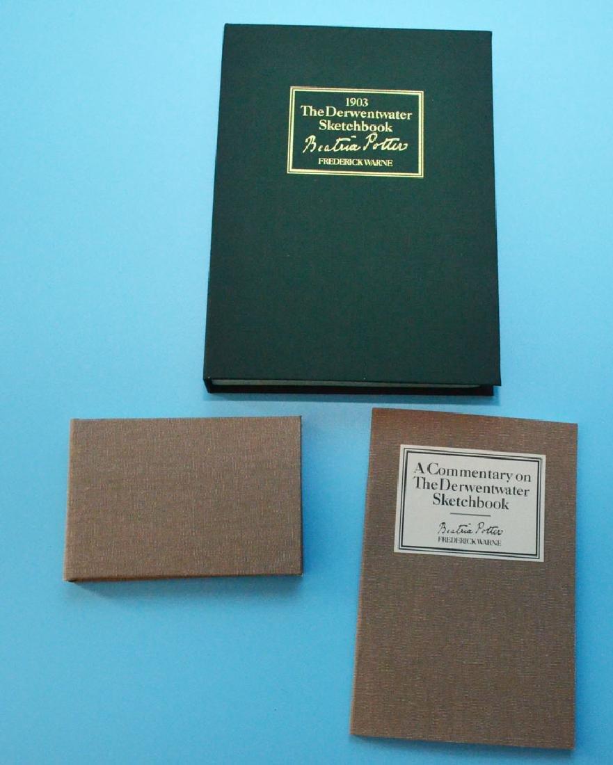 Beatrix Potter The Derwentwater Sketchbook