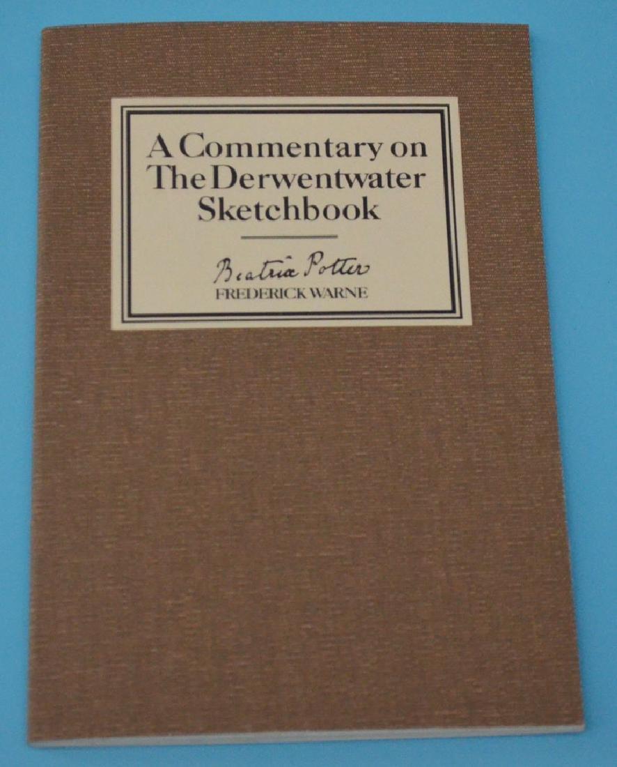 Beatrix Potter The Derwentwater Sketchbook - 2