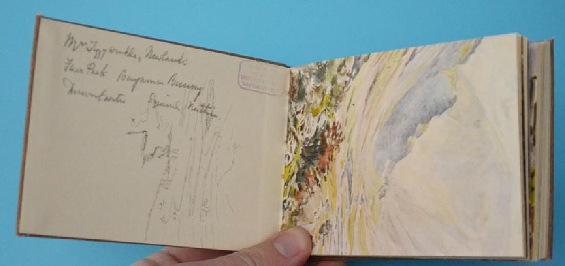 Beatrix Potter The Derwentwater Sketchbook - 3