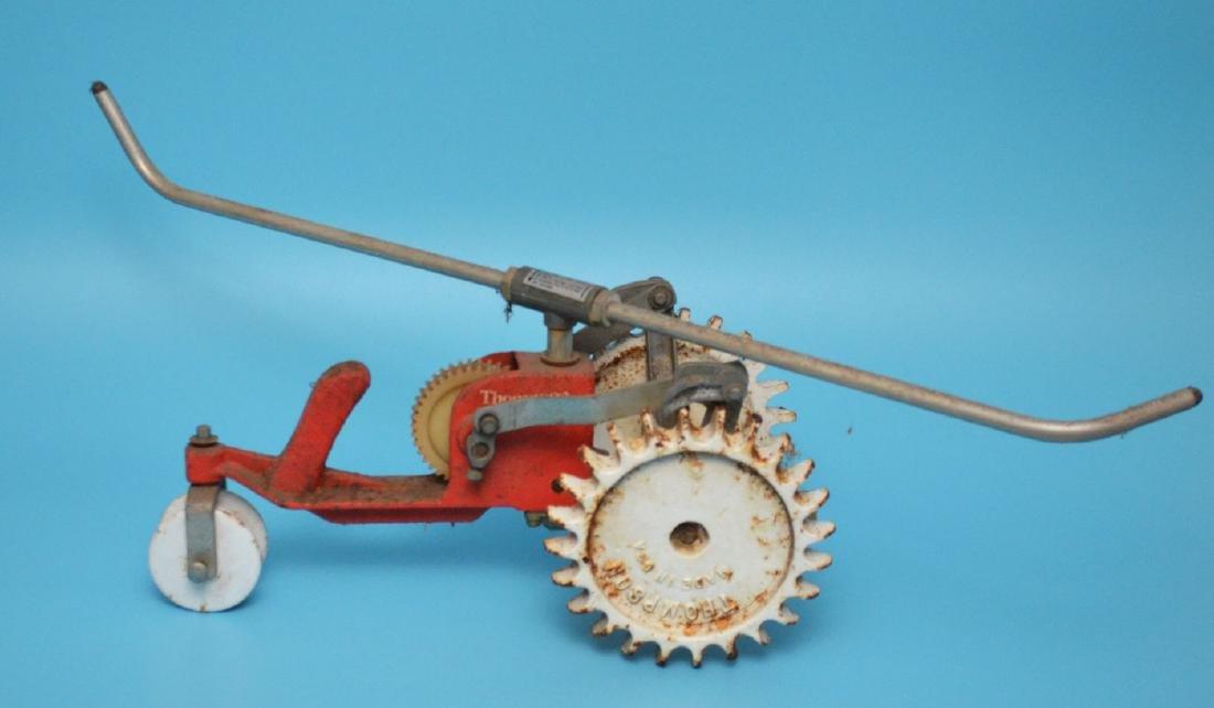 Vintage Thompson Tractor Sprinkler
