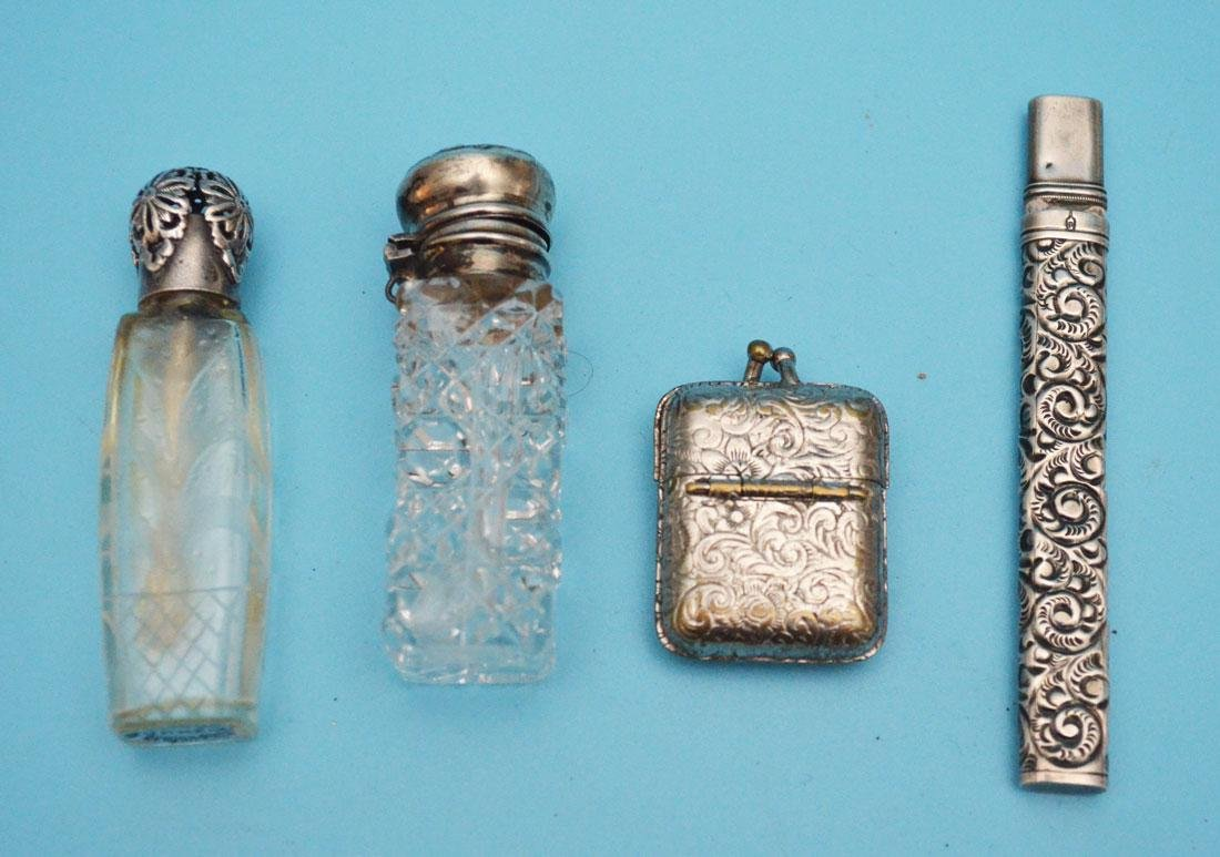 Sterling Silver Ladies Lot - 5