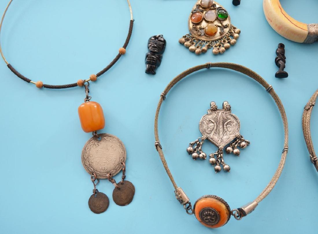 Lot of Antique Ethnic Jewelry - 3