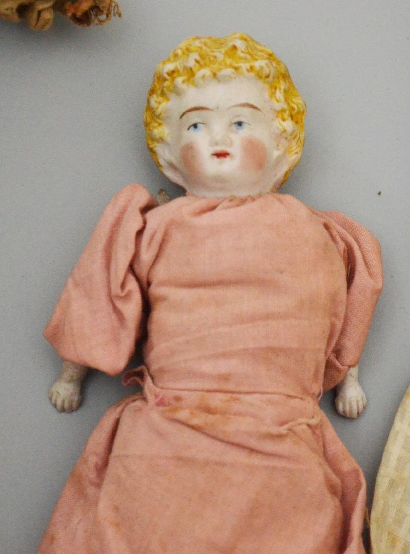Collection of Antique Dolls - 6