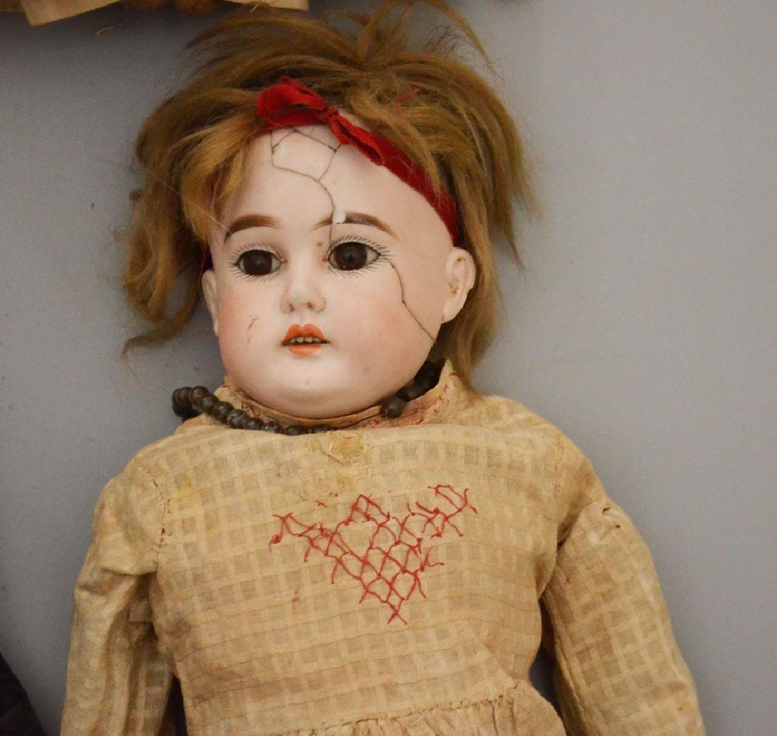 Collection of Antique Dolls - 7