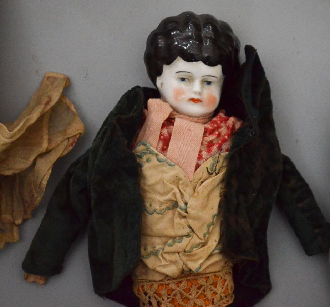 Collection of Antique Dolls - 8