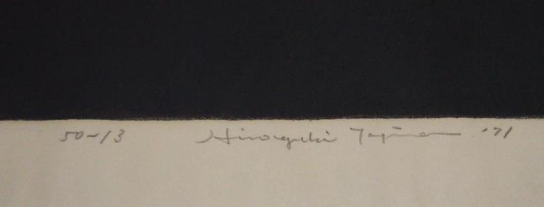 Hiroyuki Tajima Signed & Numbered Lithograph - 3