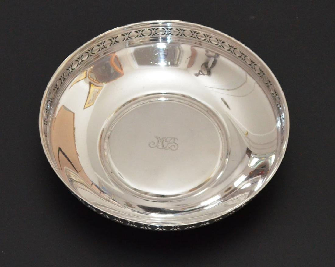 Fabulous Reticulated Tiffany & Co. Sterling Bowl