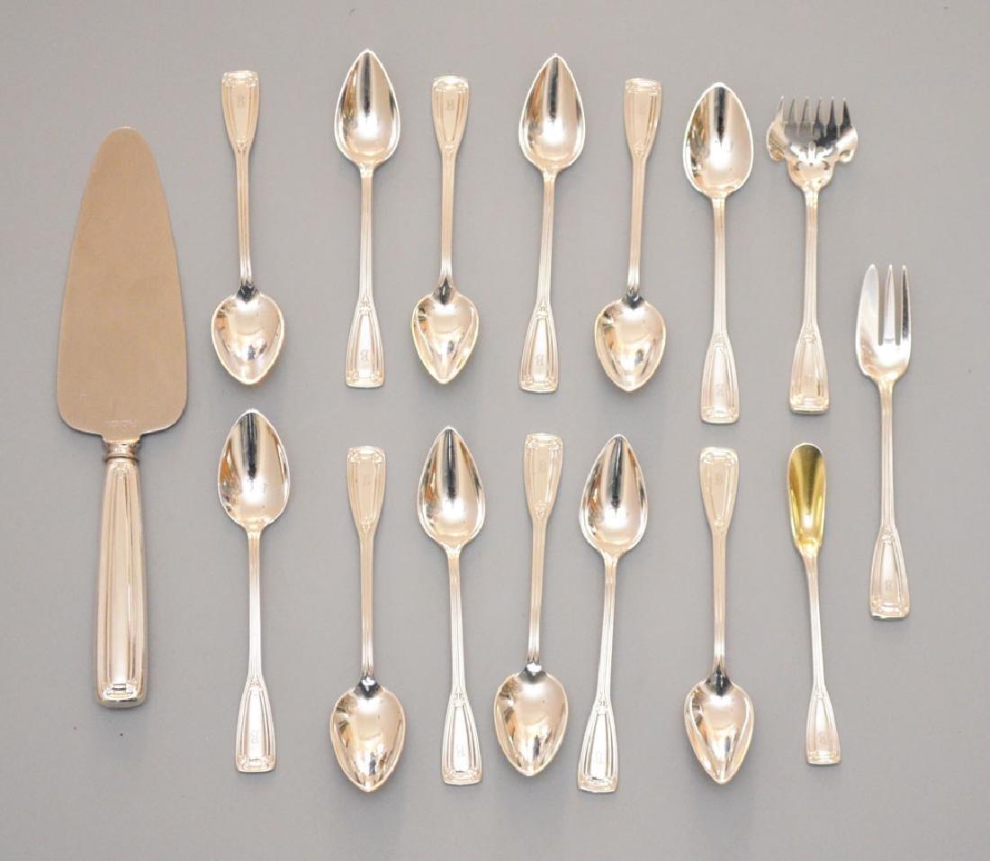 Tiffany & Co. St. Dunstan  Sterling Silver Flatware