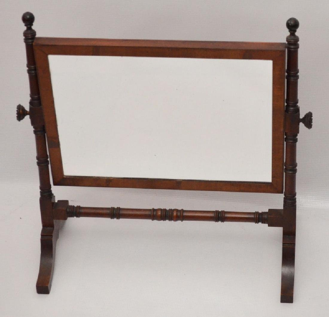 Well Executed Antique Shaving Mirror