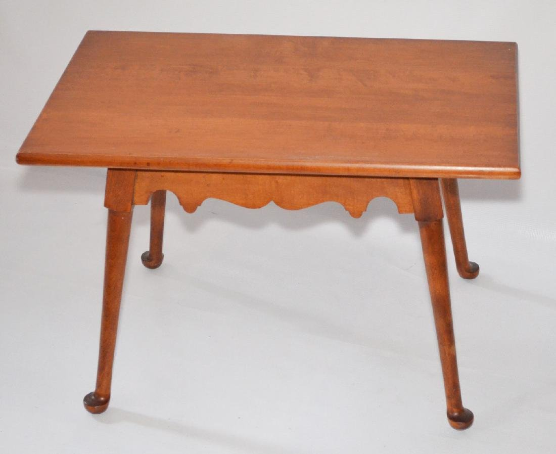 Conant & Ball  Maple Occasional Table