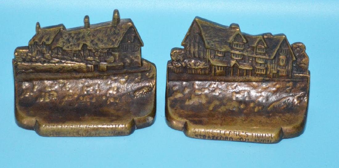 Lot of Bronze, Brass And Iron Accessories - 4