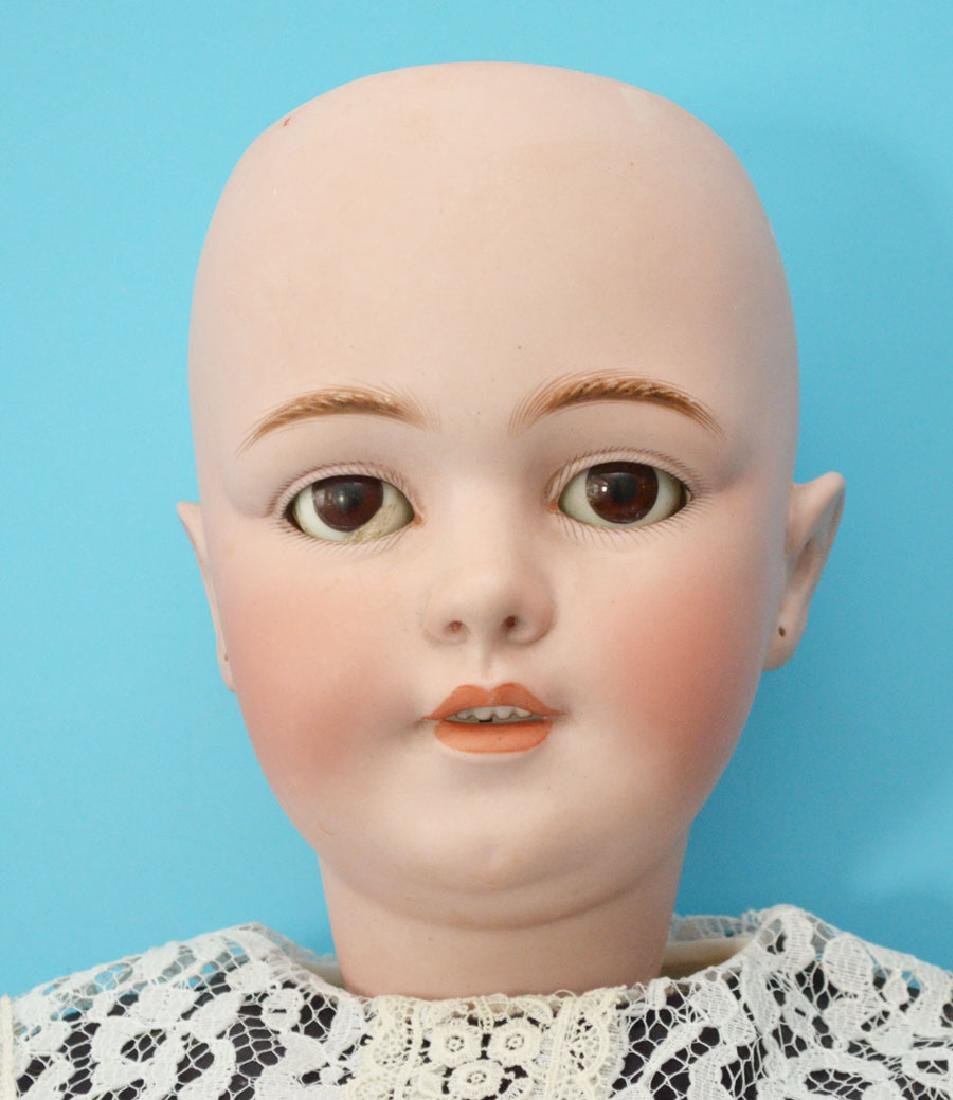 Large Porcelain Head Simon & Halbig #1269 Doll - 2