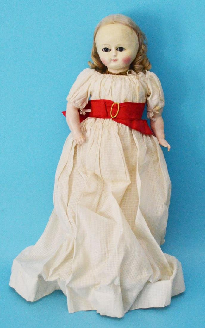Estate Fresh Antique French Doll