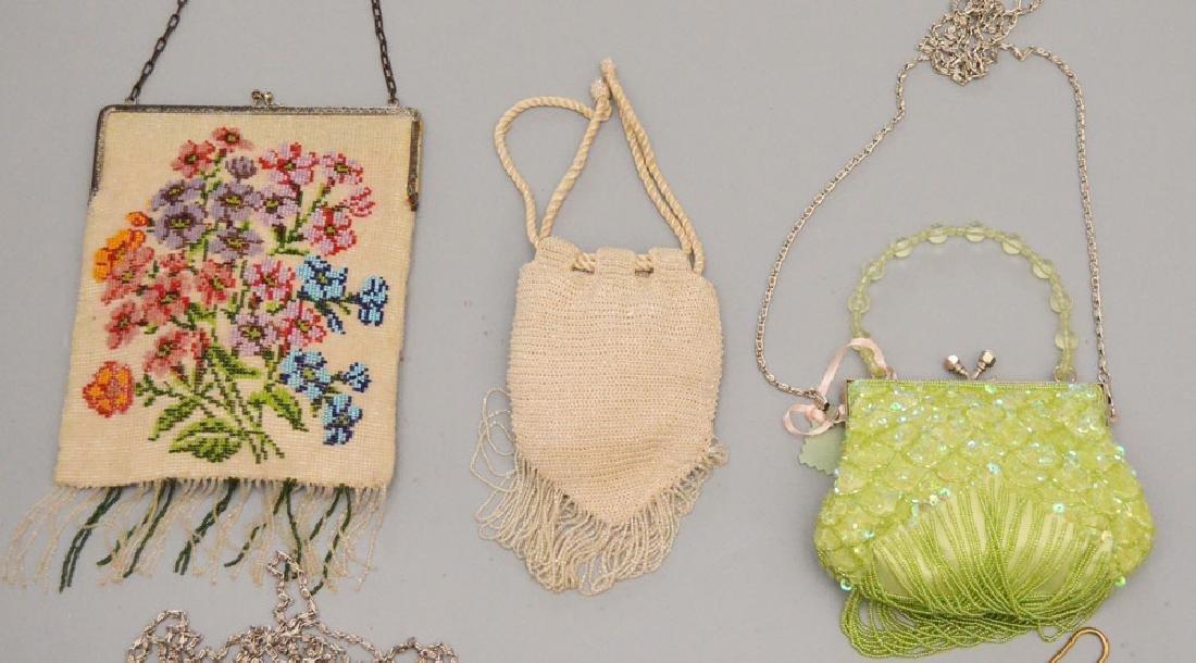 Great Lot of 15 Beaded Evening Bags & Purses - 4