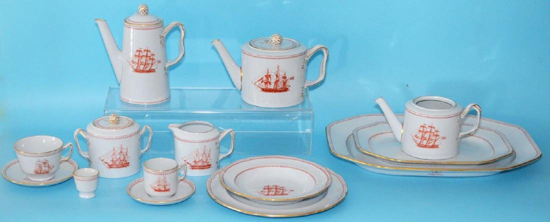 Lot Of Spode Trade Winds Tradewinds China