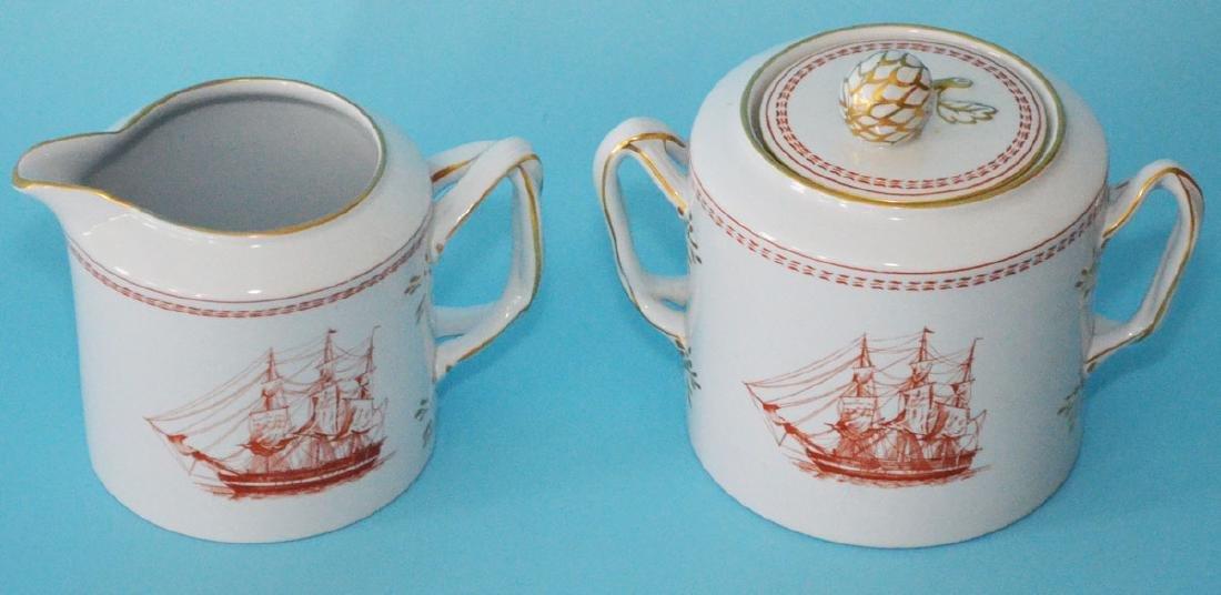 Lot Of Spode Trade Winds Tradewinds China - 5